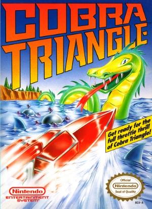 Dragons, explosive mines, sharks, it's got it all!