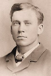 A young Almanzo. Just wow.