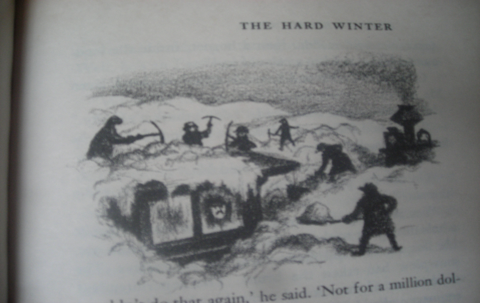 Hardship in The Long Winter