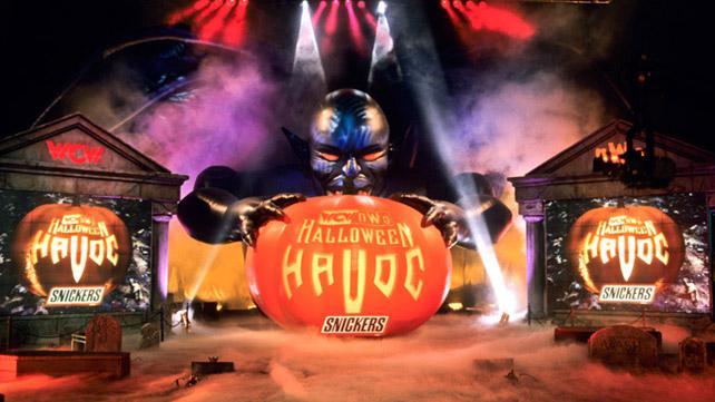 WILW: Halloween Havoc '98 – Geekade