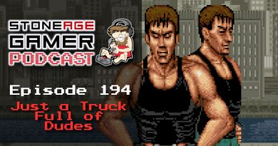 SAG Episode 194: Just A Truck Full Of Dudes