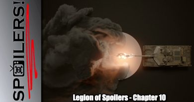 Legion of Spoilers – Chapter 10